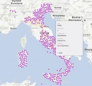 Scuole e rischio sismico si prepara una mappa clarus for Rischio sismico in italia