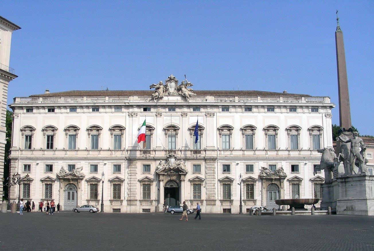 Online Floorplan Il Quirinale Apre Le Porte Agli Italiani Clarus