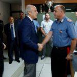 Aversa. Il Senatore Lucio Romano in visita ai Carabinieri del Reparto Territoriale