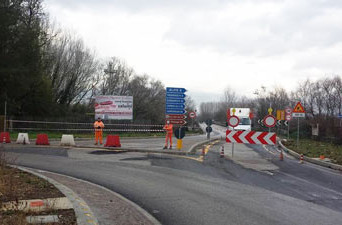 chiusura ponte margherita alto casertano
