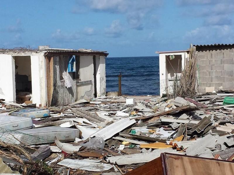 La cementificazione erode le nostre coste per 8 km ogni anno