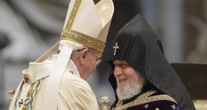 papa francesco_armenia