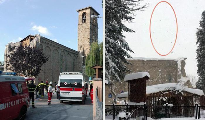 Terremoto Centro Italia: mappa sismica delle zone più pericolose (INGV)