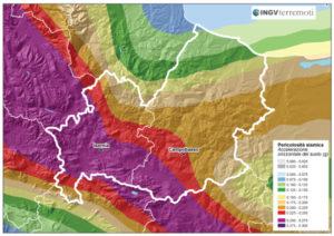 La pericolosità sismica in Molise