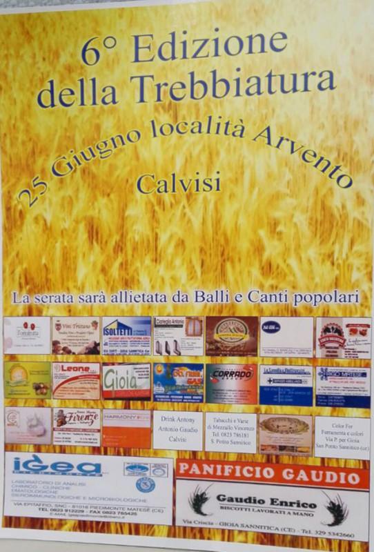 Calvisi dove il grano pi dorato c 39 la festa della for Da dove proviene il grano della barilla