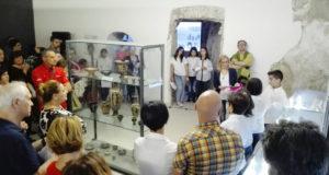 la scuola vitale al museo di piedimonte matese