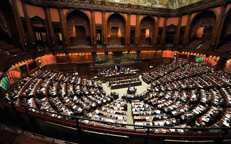 Piedimonte matese gli studenti del de franchis in for Sede camera deputati
