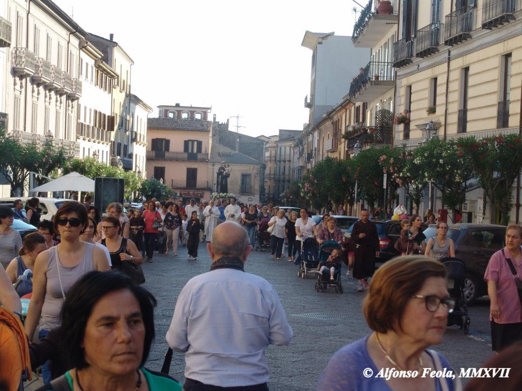 Piedimonte matese fede e tradizione nella festa di sant - Piscina piedimonte matese ...