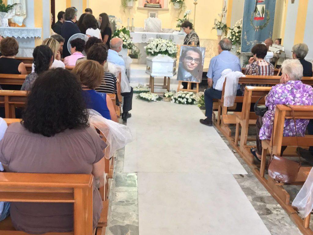 funerali davide fatone