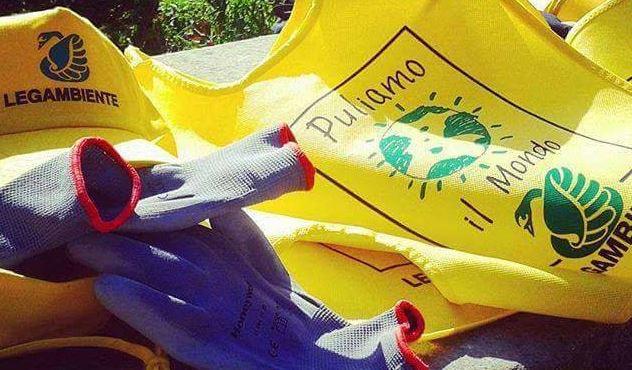 Puliamo il mondo, domenica volontari in azione a Capirro e Sant'Angelo