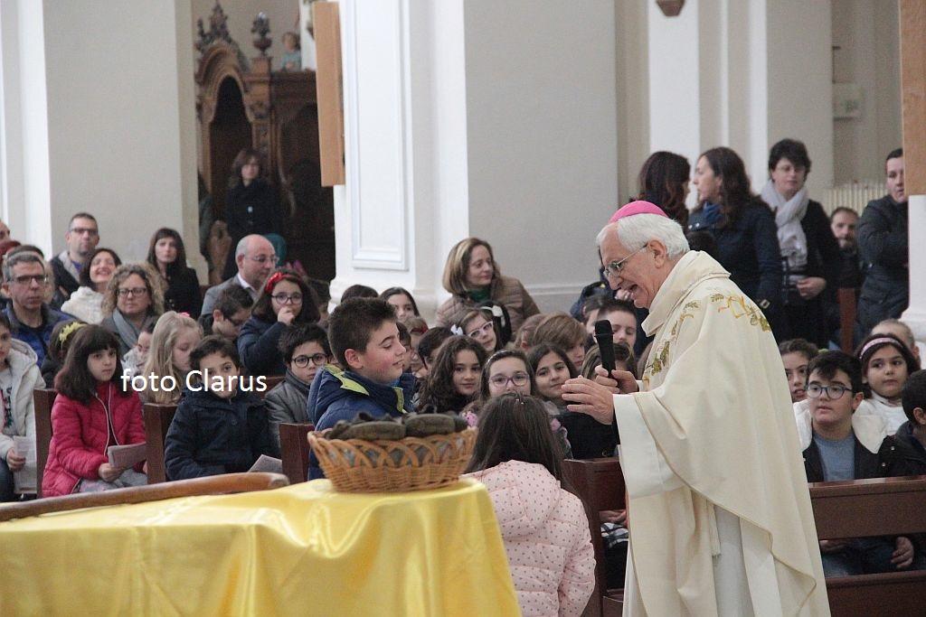Primo giorno di Quaresima: oggi rito delle Ceneri in Cattedrale