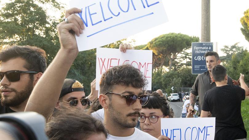 Ufficio Nazionale Per Le Comunicazioni Sociali : Migranti nave diciotti conto alla rovescia per il collocamento